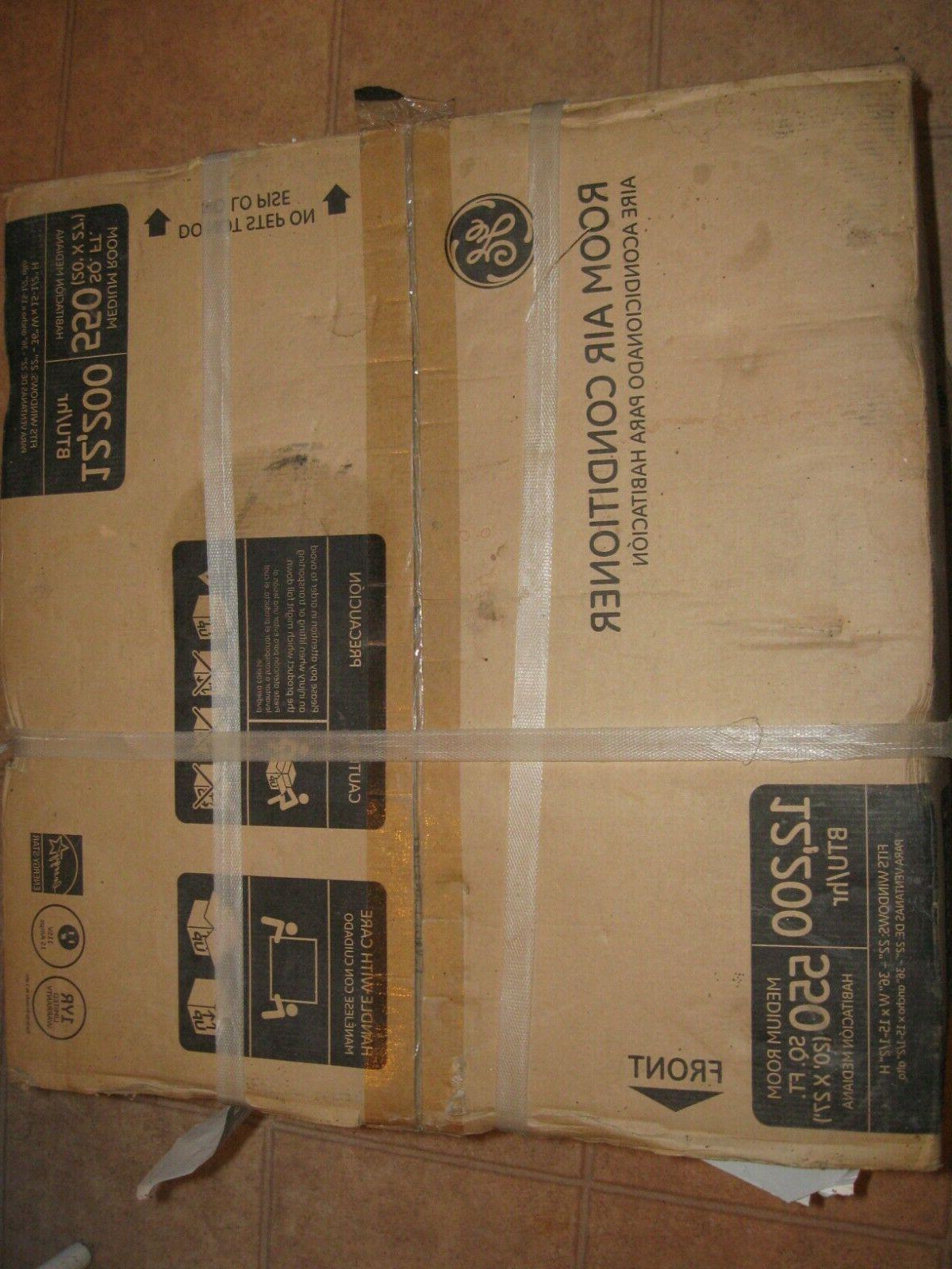 GE Appliances Room Air Conditioner 12,200 115V AEL12AR Energy