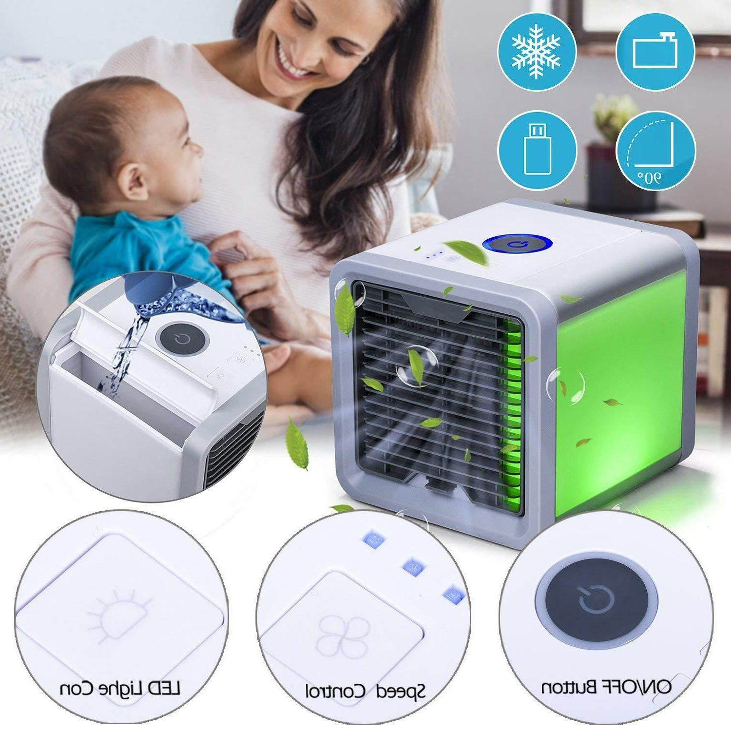usb portable mini air conditioner cool cooling
