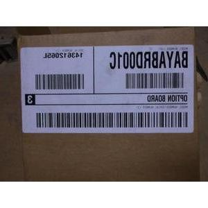 TRANE BAYABRD001C USE 3 10