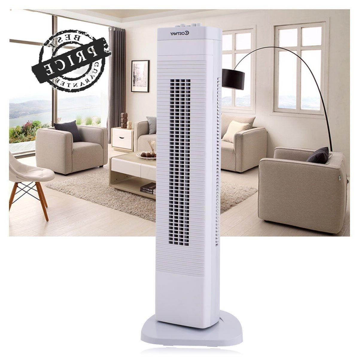 3-Speed Bladeless Fan Cooling Air Portable