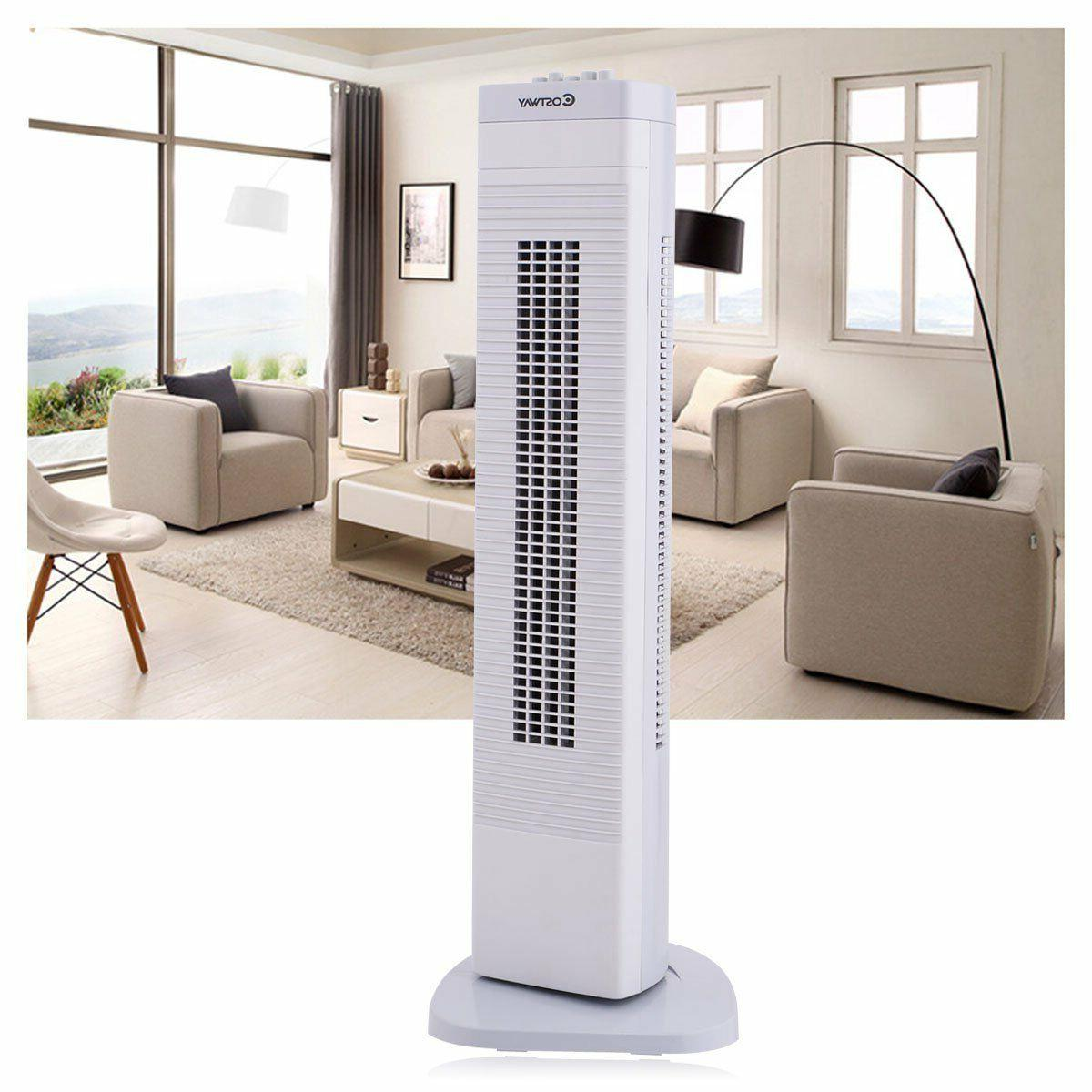 3-Speed Fan Cooling Conditioner Portable