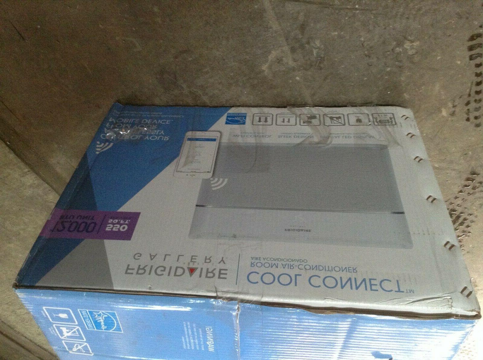 Brand Frigidaire BTU 115-Volt Smart Window Air Conditioner