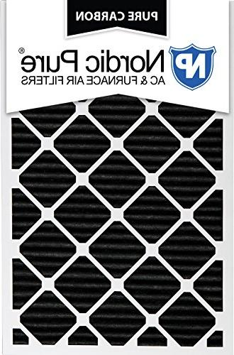 carbon pleated odor reduction ac
