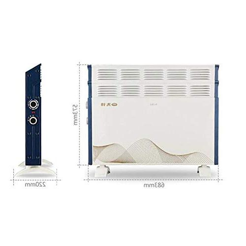 Air Heaters Mountable Standing Setting Multifunction