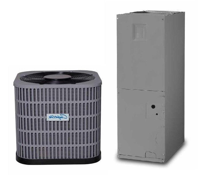 comfort aire 4 ton 14 seer r410a