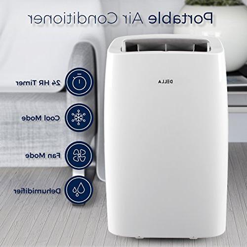 DELLA BTU Portable Air Control, White