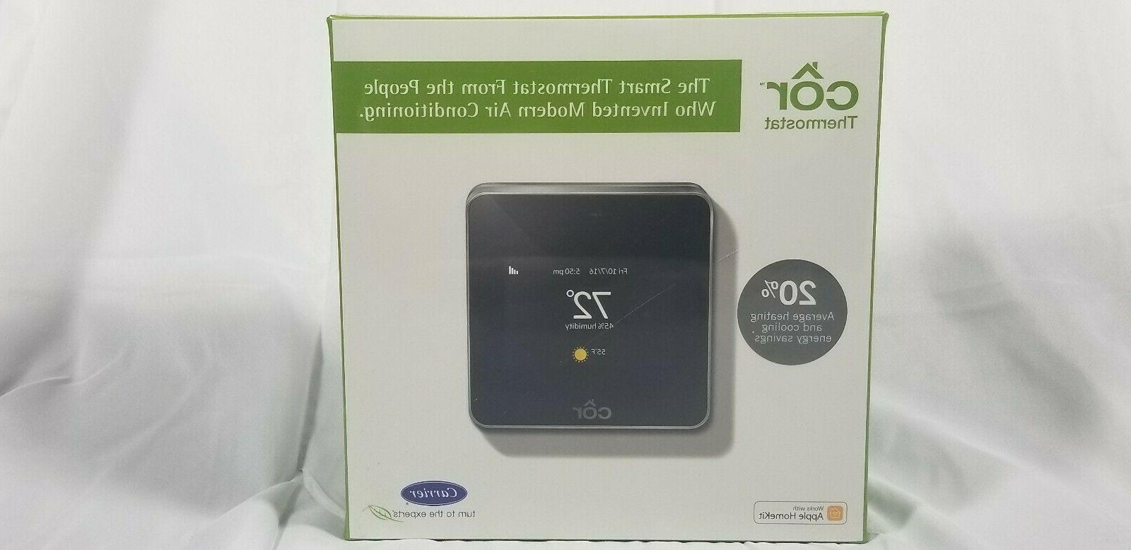CARRIER COR TP-WEMO1-A SMART WIFI THERMOSTAT 7 DAY PROGRAMMA
