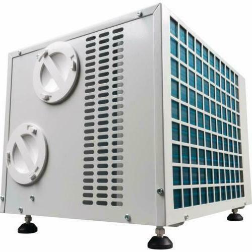 ClimateRight CR2500ACH 2500 BTU Mini Portable Heater and Air