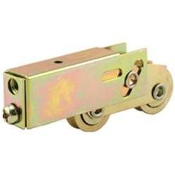Prime Line Products D1735 Roller Sliding Door Brs Steel Bear