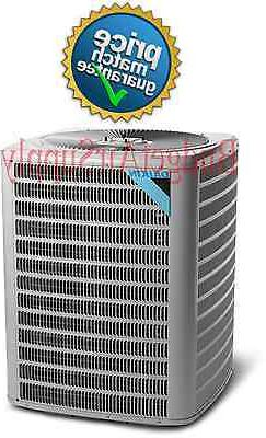 DAIKIN Commercial 3 ton 13 seer3 phase 410a Condenser A/C On