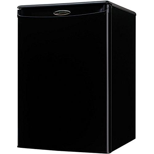 NEW Danby DAR026A1BDD Compact Refrigerator Mini Fridge 2.6 C