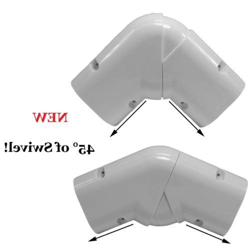 Decorative PVC Kit and Mini Split Air