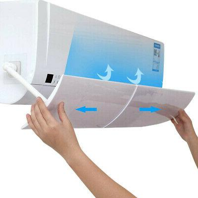 Deflector Tape Wind Shield Air Conditioner Use Home Anti Dir