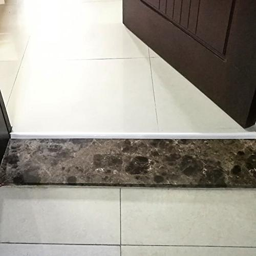 "Door Bottom Stripping Stopper and Gap Interior 39"" Length"