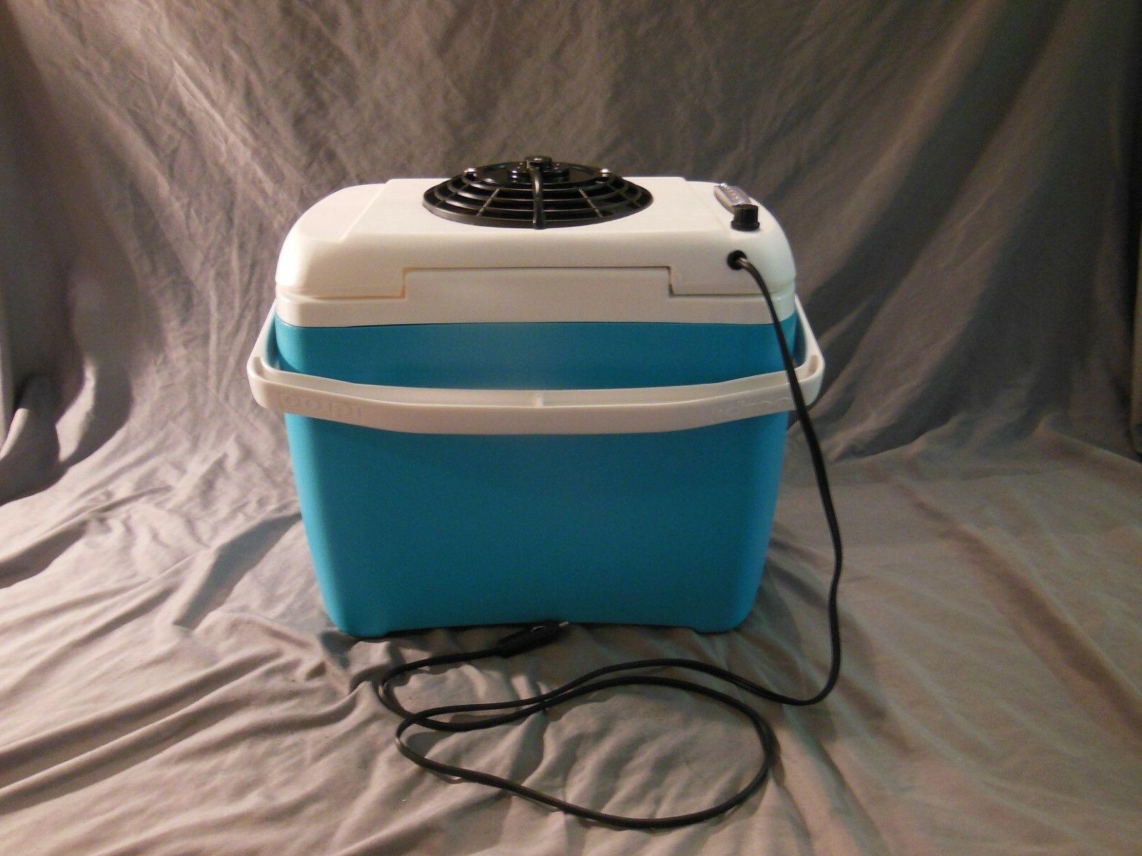 Dual 110v  12v Portable Air Conditioner Cooler 30 Quart
