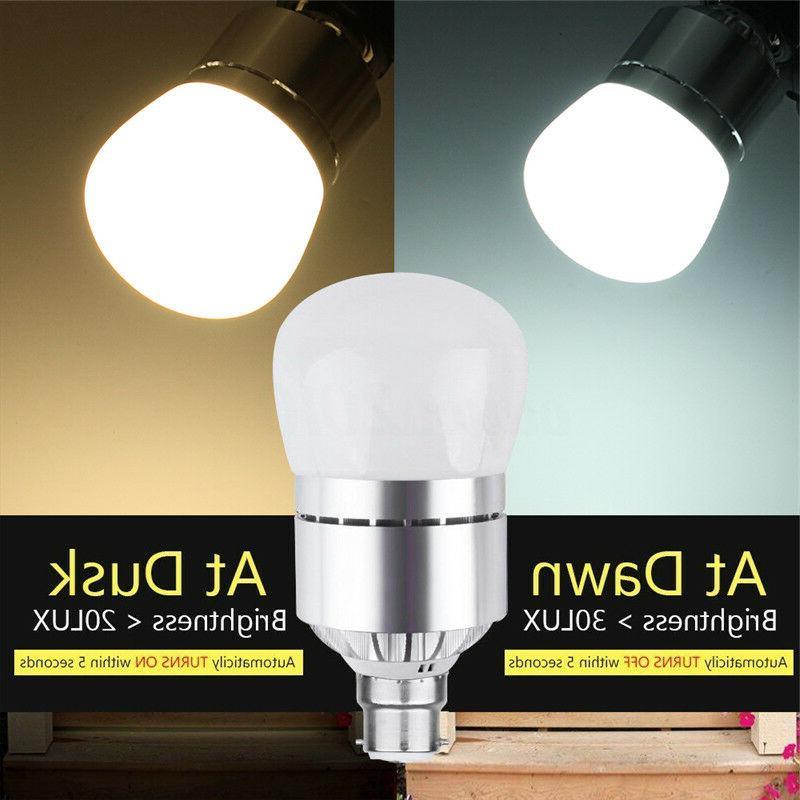 E27/B22 to Dawn Lamp Auto Sensor Saver