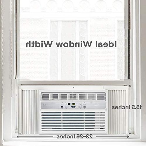 Midea Conditioner 12000 for 550 Sq, LCD Remote