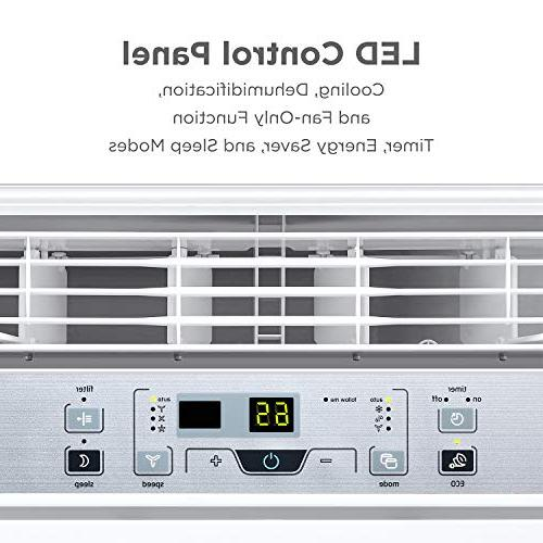 Midea Air Conditioner 12000 for up 550 with LCD Control