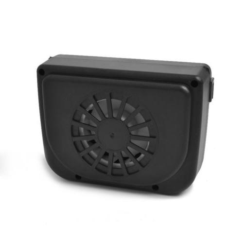 Eco-Friendly Solar Conditioner Vent Cooler Fan ND