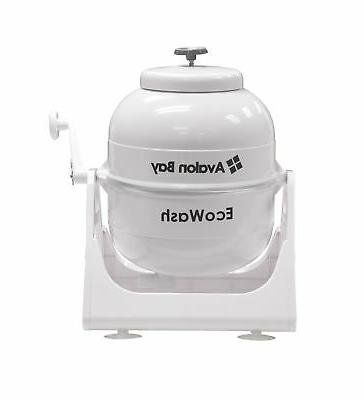 ecowash portable non electric washing