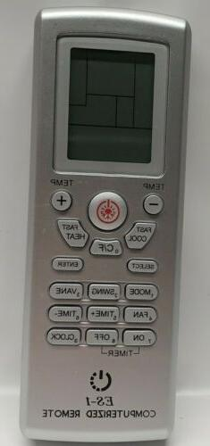 Energy Saving Programmable Universal AC Remote Control ES-1