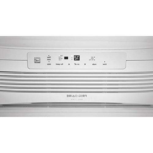 Frigidaire Energy Star 115V 8,000 Conditioner Remote Control, White