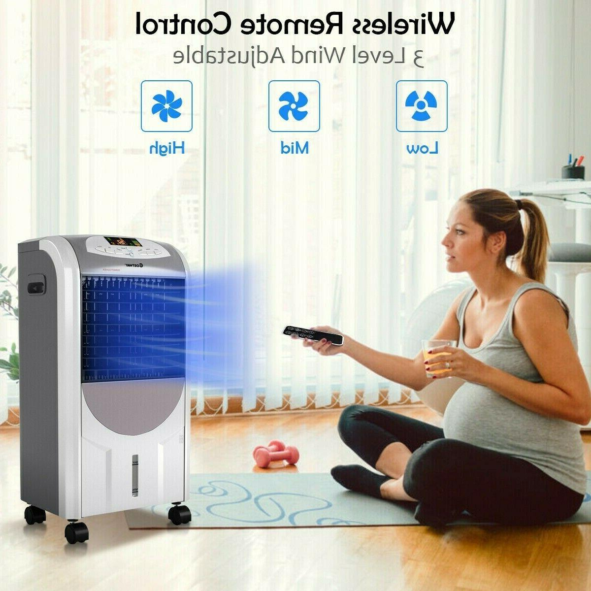 5 in 1 evaporative portable air conditioner