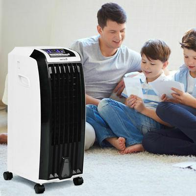 Evaporative Conditioner Cooler Fan W/ Remote
