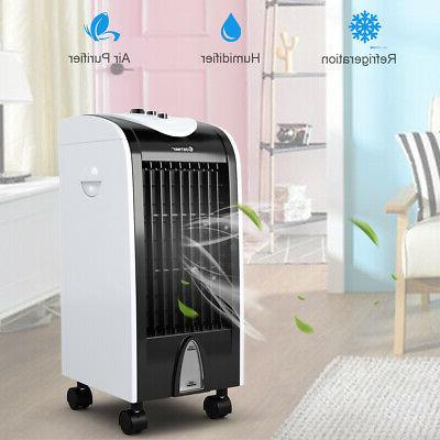 Evaporative Air Cooler Fan Humidify