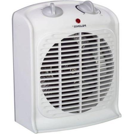 Pelonis Fan Forced Portable Space Heater With Thermostat