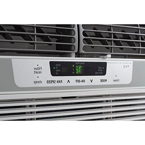 Frigidaire FFRA1222R1 12,000-BTU 115V Window Mounted Air Conditioner with