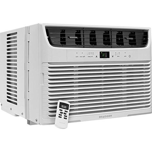 Frigidaire BTU Window-Mounted Remote Air Conditioner, White
