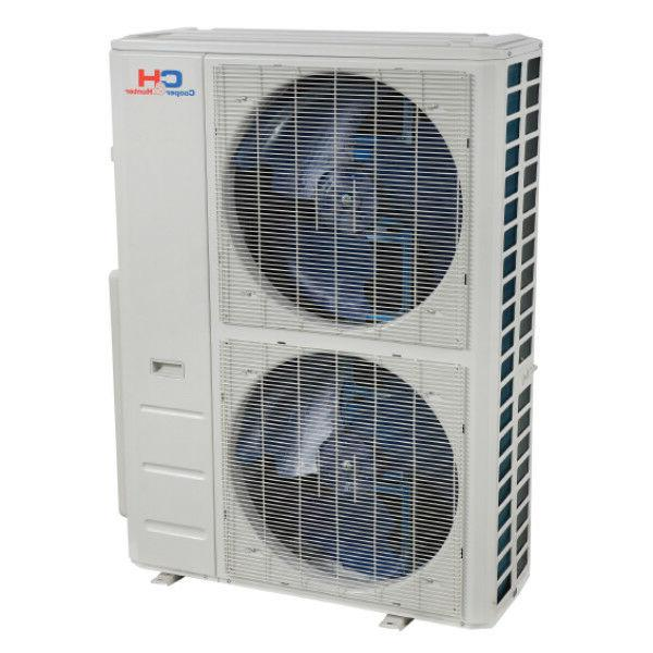 Five 5 Zone Heat Pump 12K 12K 18K