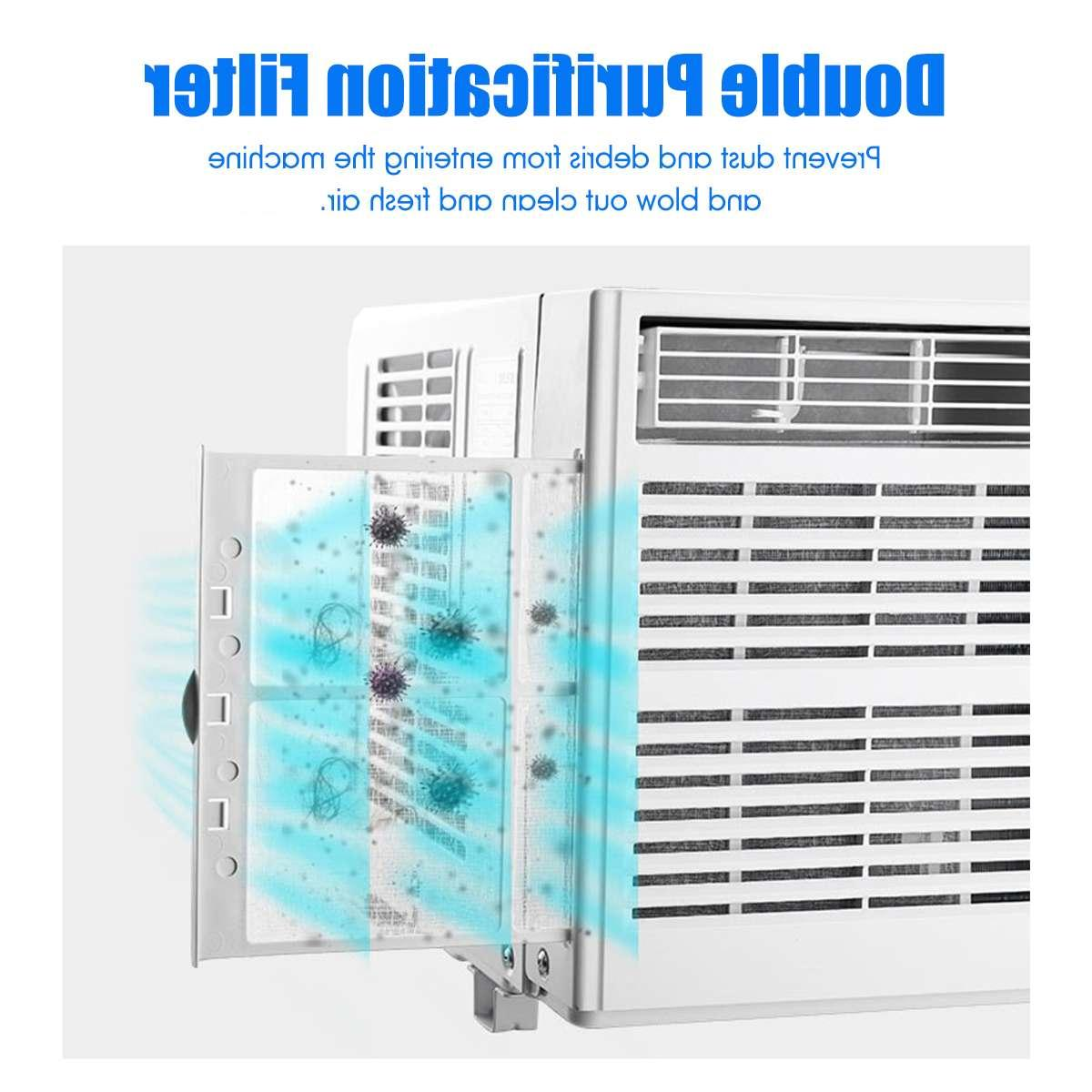 220V Window <font><b>Air</b></font> Heating Cold/Heat Dual Use Dehumidifier