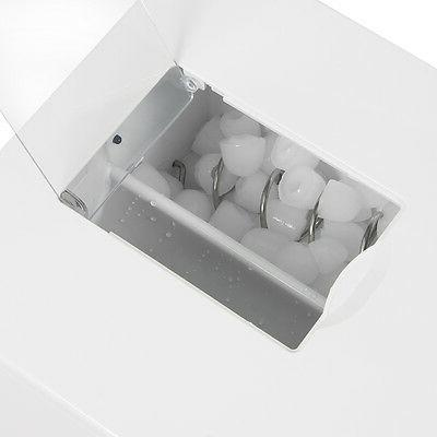 Della© Water with Maker Machine 26lbs 2-Size Cube,