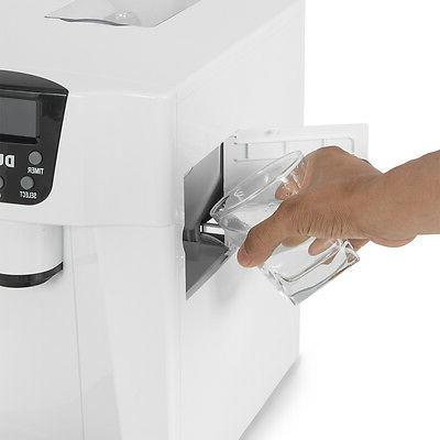 Della© Water Dispenser Machine 2-Size Cube,