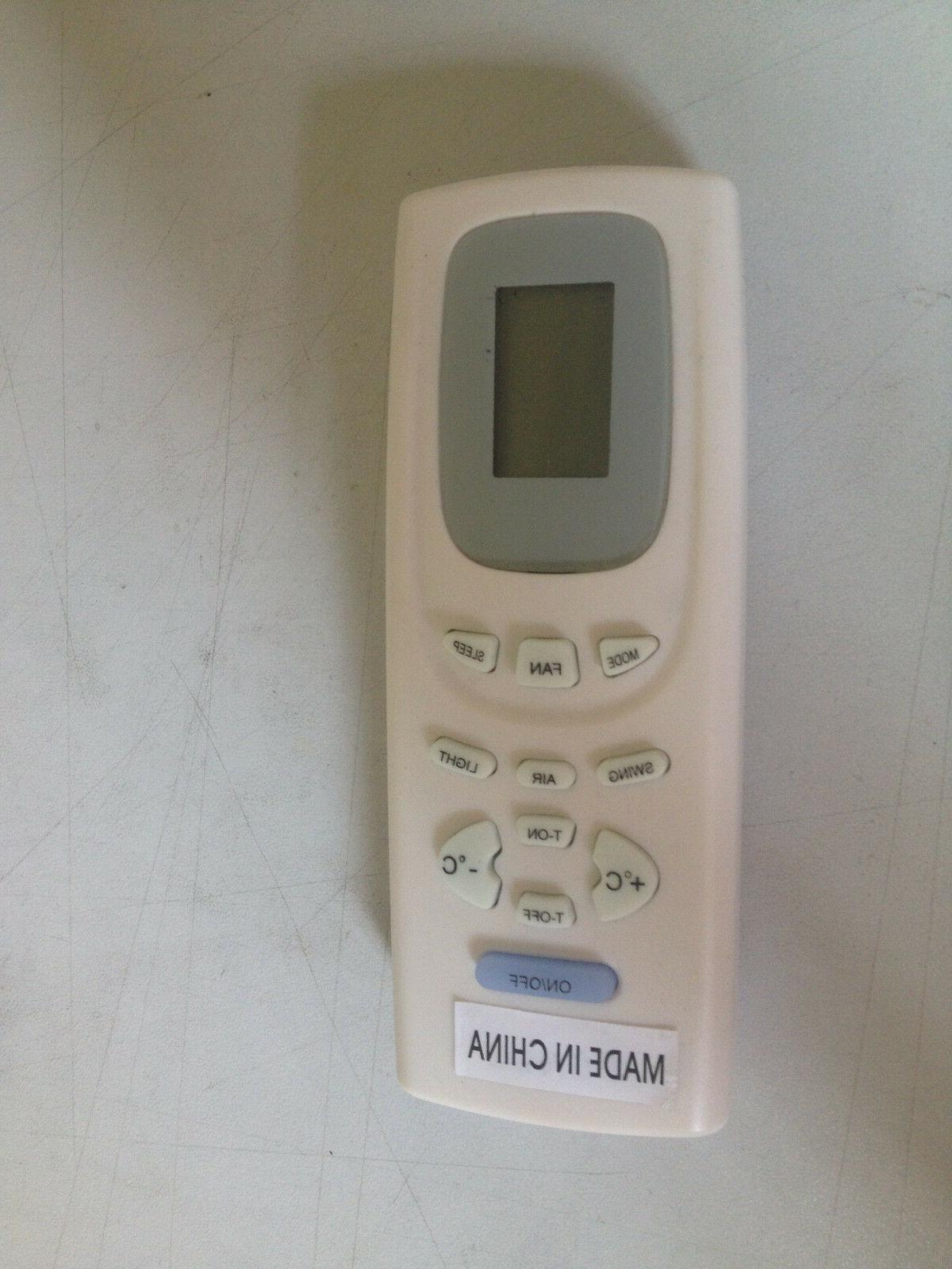 Conditioner Remote Control Y512F2 Y512F