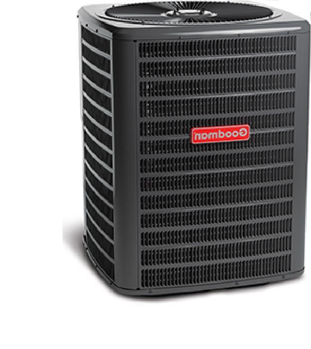 Goodman GSX13 Air Conditioning Condenser Only - Many BTU Siz