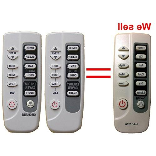 HA-15236 Replacement GE Air Conditioner Remote Control Model