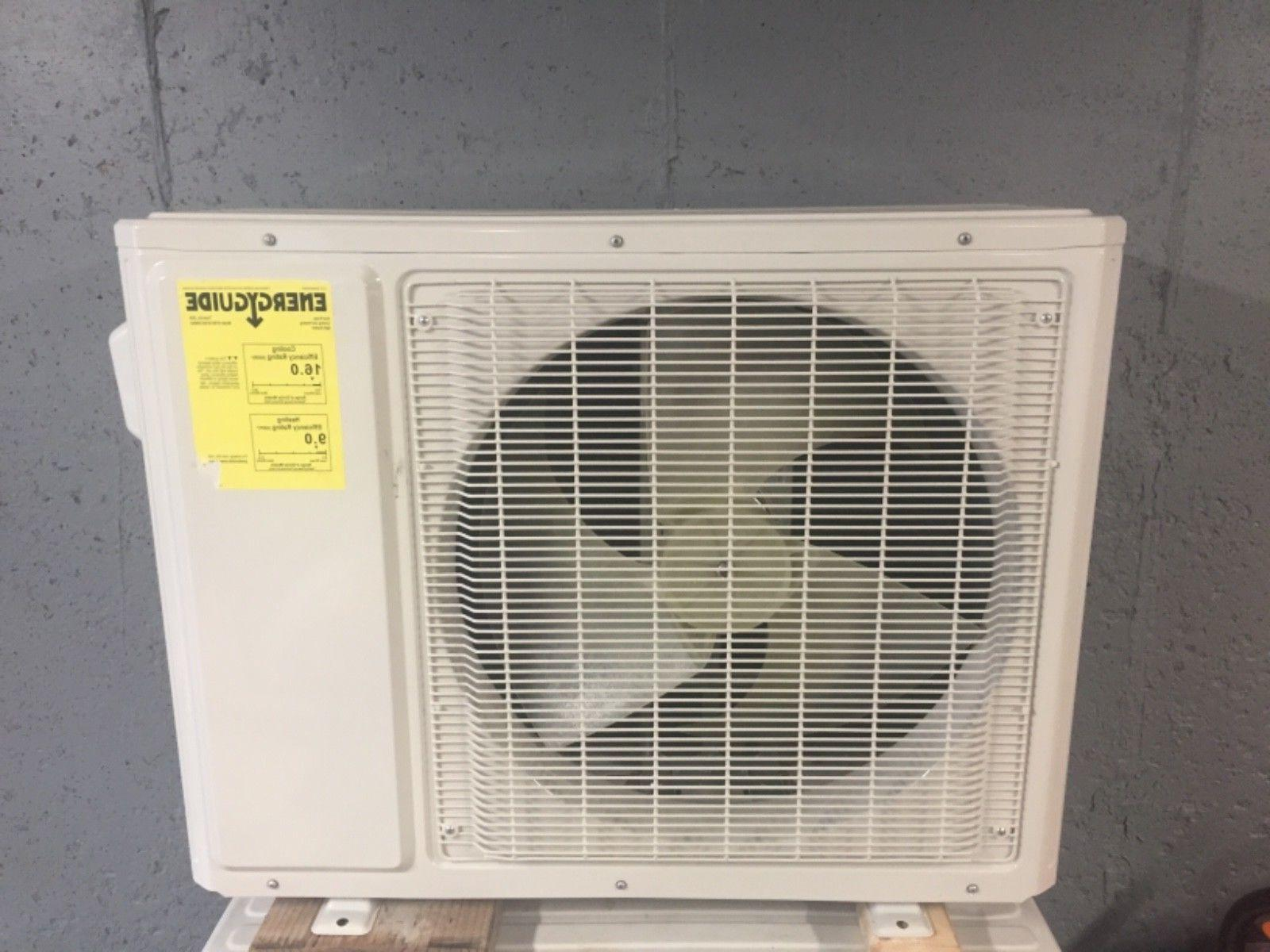 Trane Heat Pump Mini Split 18K BTU Condenser AC Ductless...
