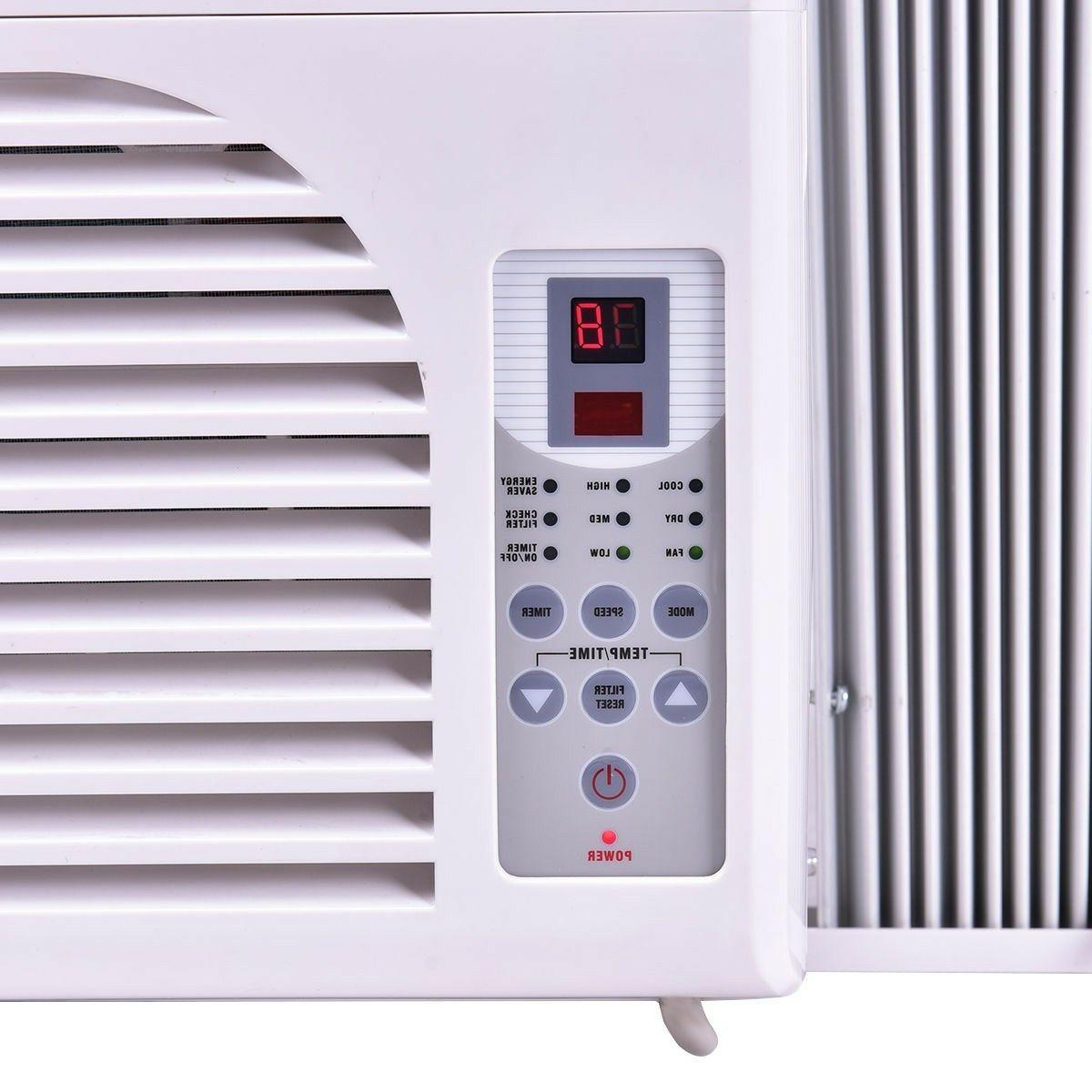 Heavy Window Mounted Air Conditioner AC Remote