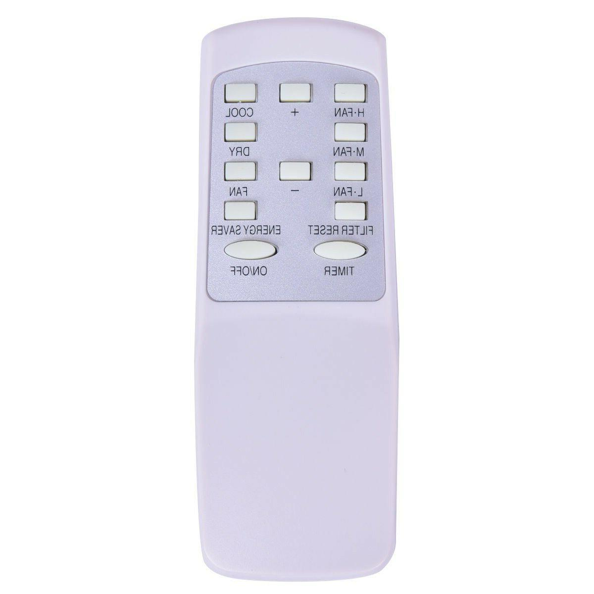 Heavy Compact Window Mounted Conditioner AC Remote Control Timer