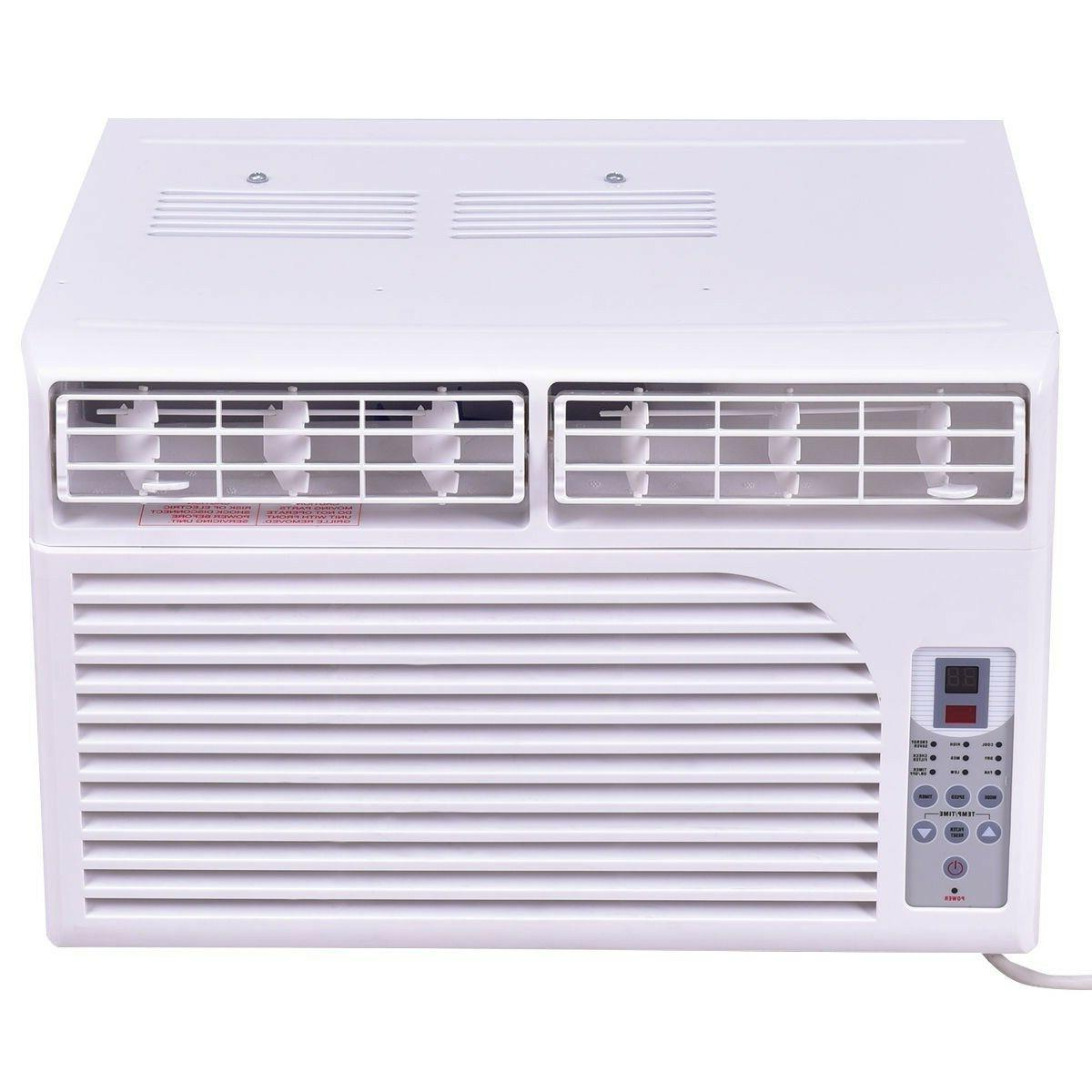 Heavy Duty Compact Window Mounted Cooler AC Control