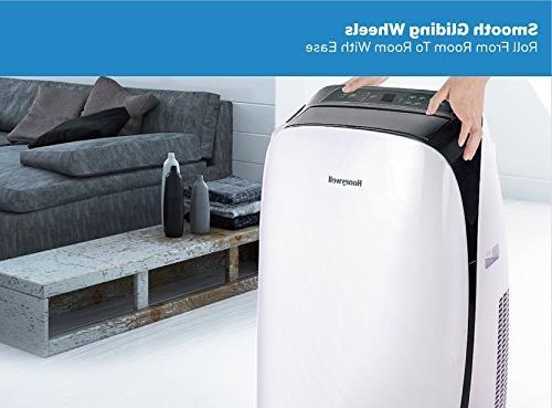 Honeywell Contempo 10, BTU, White Portable Conditioner