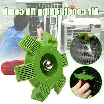 1PC Air Conditioner Fin Repair Comb Cooler Condenser Compact