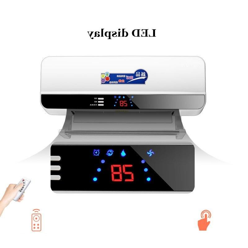 Household Wall-mounted <font><b>Heater</b></font> cooling Small <font><b>air</b></font> electric timing fan