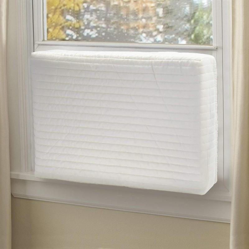 indoor air conditioner cover double insulation large