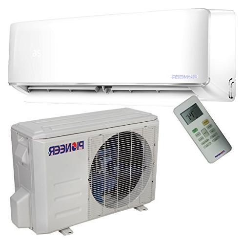PIONEER Air Conditioner Heatpump, 24000 BTU-208/230