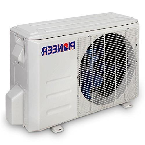 Inverter+ Wall Conditioner Full Set, 115V