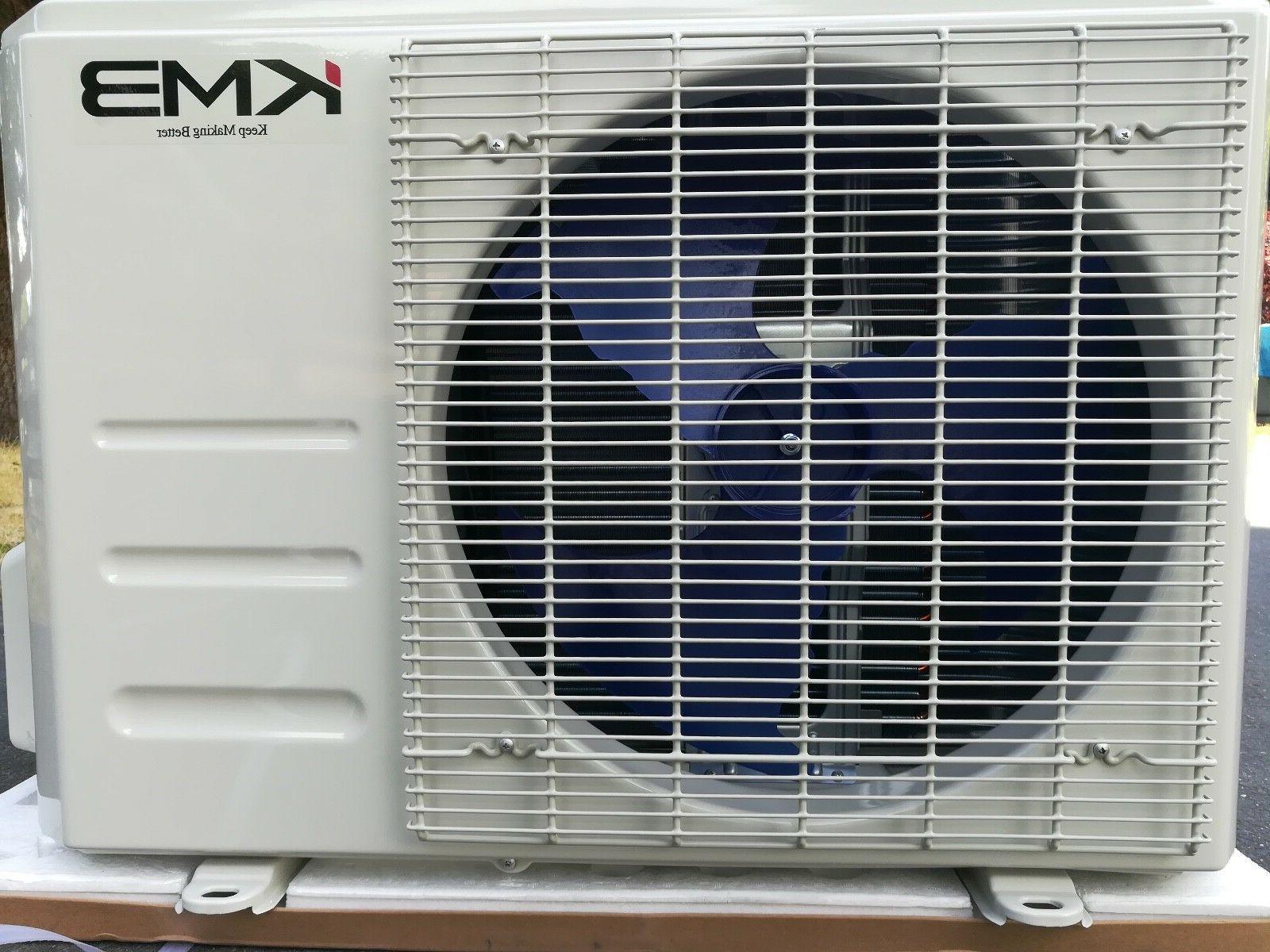 KMB Mini-Split Air Heat Pump 19 SEER